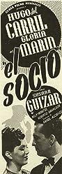El socio (1946) Poster