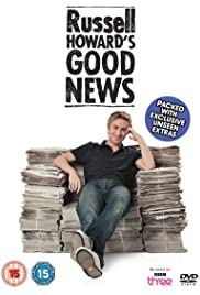 Russell Howard's Good News Poster
