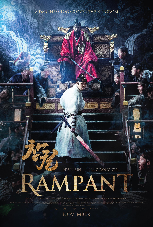 ผลการค้นหารูปภาพสำหรับ Rampant (Chang-gwol) (2018)