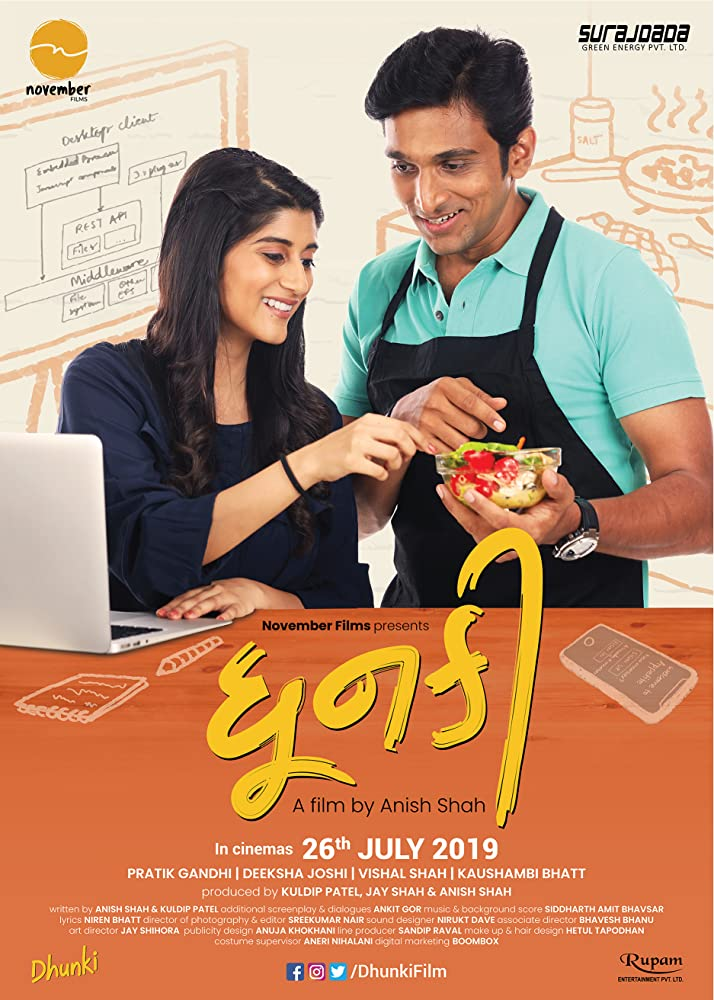 Dhunki 2019 Gujarati Movie 720p WEB-DL 900MB x264