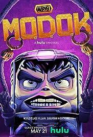 Marvels M.O.D.O.K. Poster