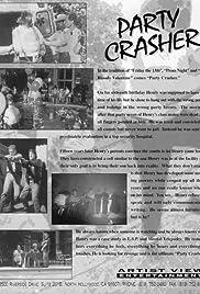 Party Crasher: My Bloody Birthday Poster