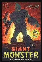Giant Monster Playset