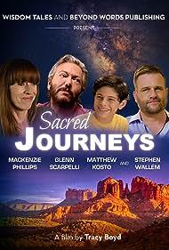 Radan Popovic, Mackenzie Phillips, Glenn Scarpelli, Tracy Boyd, Stephen Wallem, and Matthew Kosto in Sacred Journeys (2016)
