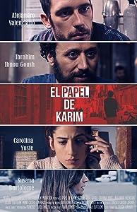imovie hd free download El Papel de Karim [480x640]