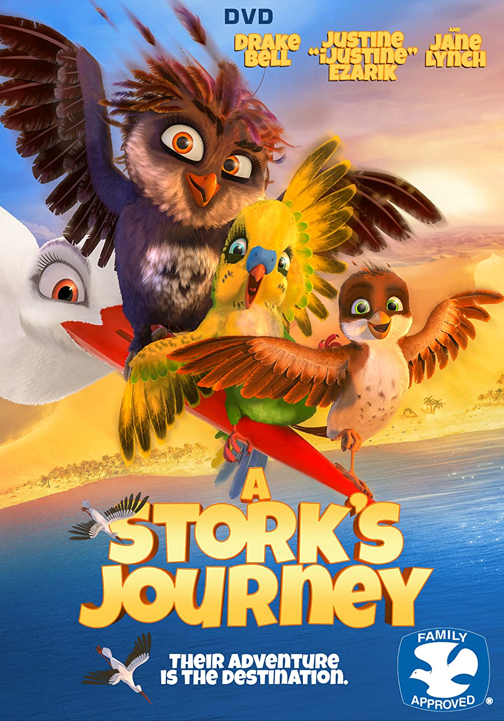 A Stork's Journey 2017 Hindi Dual Audio 720p BluRay ESubs 950MB Download