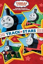 Thomas & Friends: Track Stars Poster