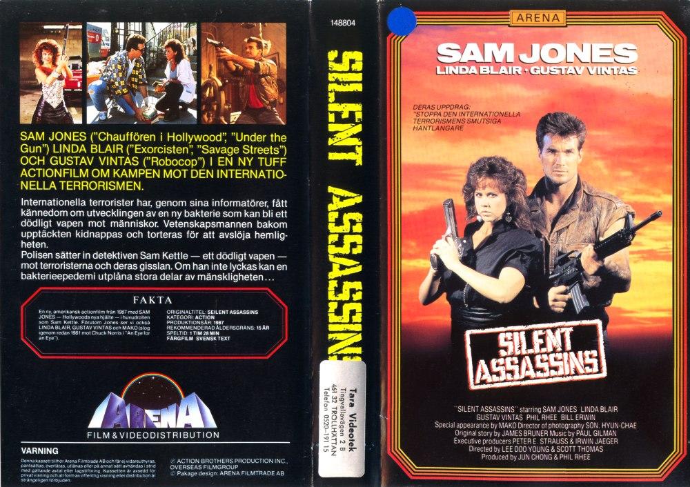 Silent Assassins (1988)