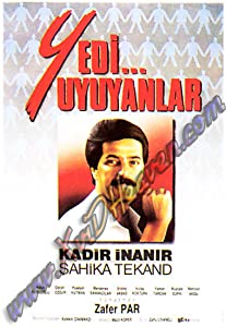 Movie site download for free Yedi uyuyanlar Turkey [Bluray]