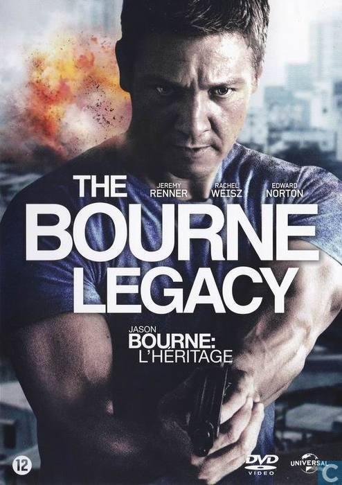 The Bourne Legacy (2012) Dual Audio Hindi 480p BluRay x264 450MB ESubs