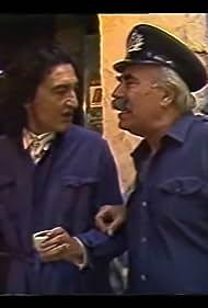 Nikos Kouros in Oi engefaloi (1987)