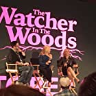 Melissa Joan Hart at an event for The Watcher in the Woods (2017)