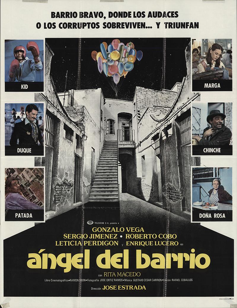 Ángel del barrio ((1981))