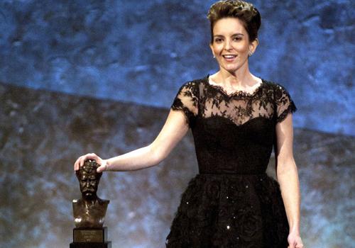 Image result for tina fey 2010 mark twain award