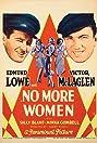 No More Women (1934) Poster