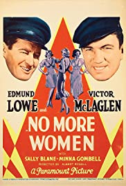 No More Women Poster