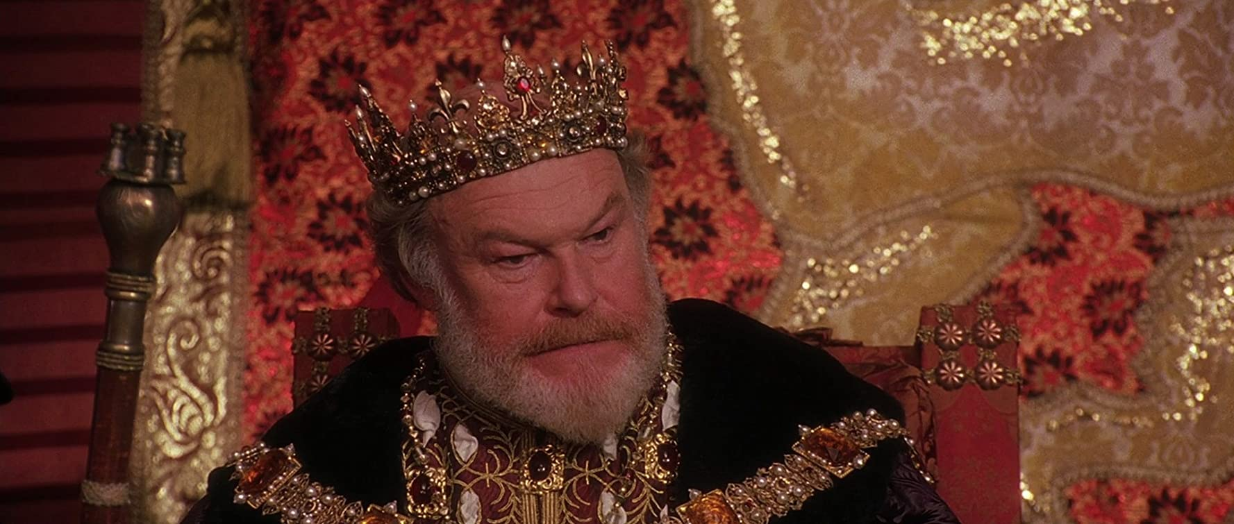 Timothy West in EverAfter (1998)