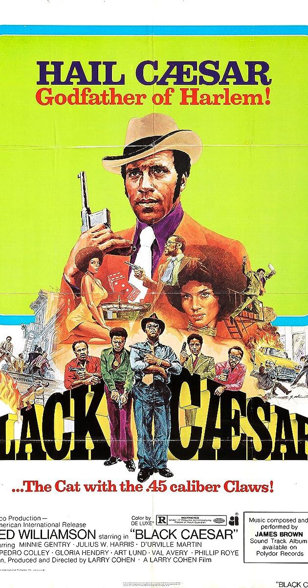 Subtitle of Black Caesar