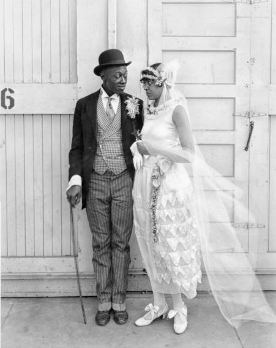 Stepin Fetchit and Mildred Washington in In Old Kentucky (1927)