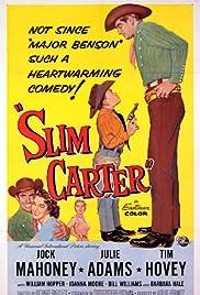 Slim Carter Poster