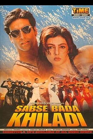 Akshay Kumar Sabse Bada Khiladi Movie
