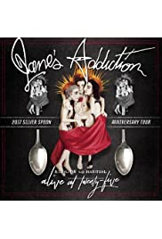 Janes Addiction Ritual De Lo Habitual Alive at Twenty Five