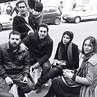 Hanie Tavassoli, Houman Seyyedi, Milad Keymaram, Parinaz Izadyar, and Mohsen Kiayee in Special Line (2014)