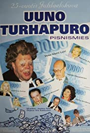 Johtaja Uuno Turhapuro - pisnismies Poster