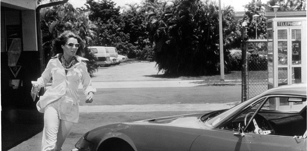 Jennifer O'Neill in Lady Ice (1973)