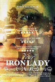 Marcos Gudiño, Malili Dib, Alondra Lara, Victoria del Rosal, and Orlando Pineda in Your Iron Lady (2020)