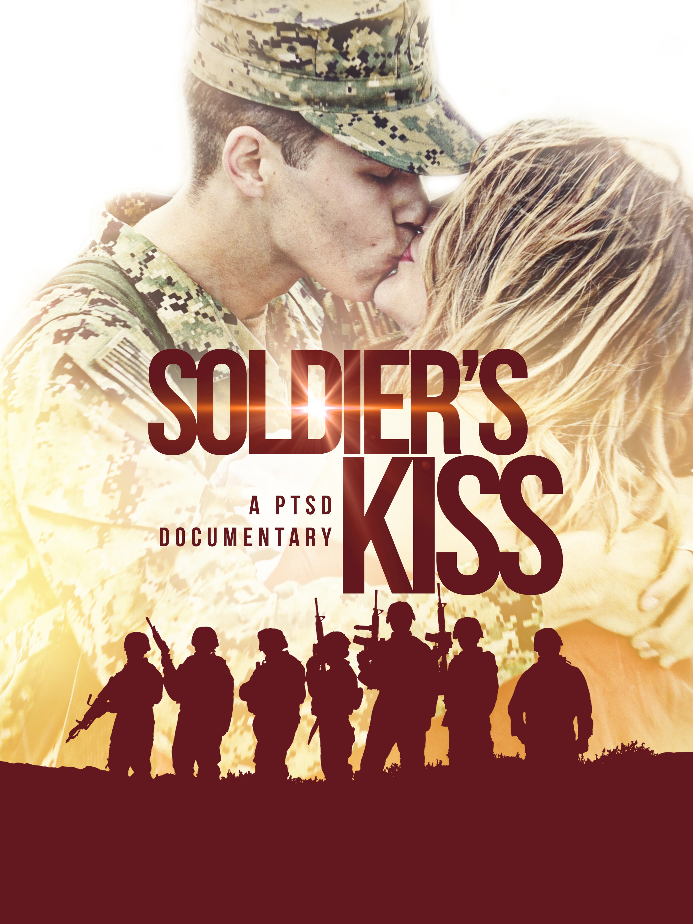 Soldier's Kiss: A PTSD Documentary on FREECABLE TV
