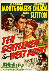 Primary photo for Ten Gentlemen from West Point
