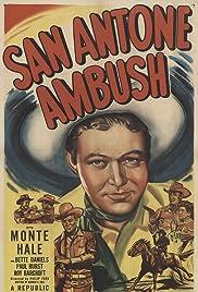 San Antone Ambush Poster