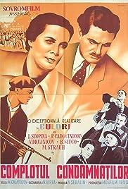 Zagovor obrechyonnykh(1950) Poster - Movie Forum, Cast, Reviews
