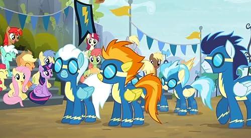 My Little Pony: Friendship Is Magic: Rainbow Dash The Wonderbolt