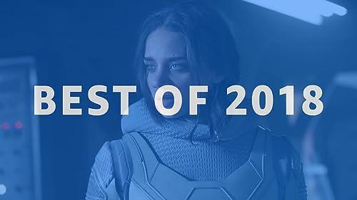 Hannah John-Kamen  | Top Stars of 2018 | Supercut
