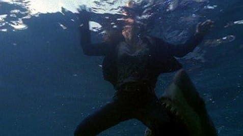 Wild ameture milf underwater