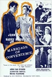 Marriage of Convenience Poster