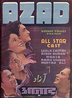 Azad movie, song and  lyrics