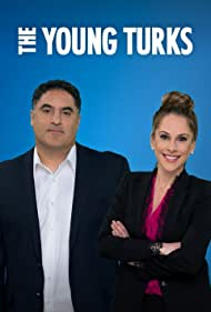 Cenk Uygur and Ana Kasparian in The Young Turks (2005)