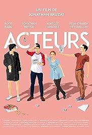 Acteurs Poster