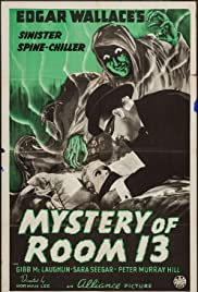 Mystery of Room 13 Poster