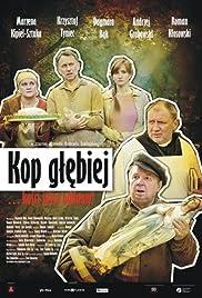 Kop glebiej Poster