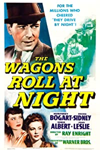 Computer movie downloads The Wagons Roll at Night by Curtis Bernhardt [1920x1080]