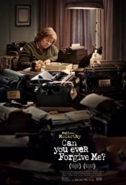 CAN YOU EVER FORGIVE ME? (2018) STREAM VF