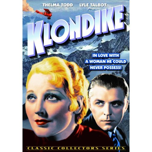Lyle Talbot and Thelma Todd in Klondike (1932)