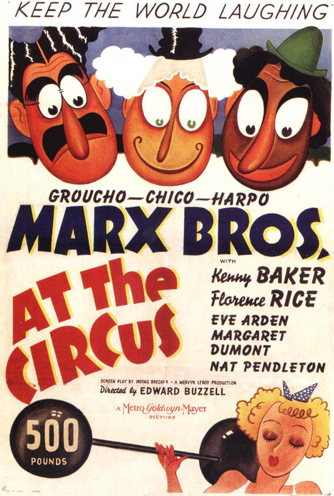 At the Circus (1939) - IMDb
