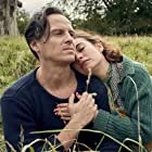 Andrew Scott and Lily James in The Pursuit of Love (2021)