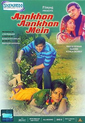 Aankhon Aankhon Mein movie, song and  lyrics