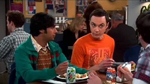 The Big Bang Theory: Clip 8